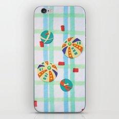 Temari Upgraded Collage iPhone & iPod Skin