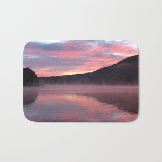 Sustenance at Sunrise Bath Mat
