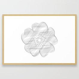 Infinite Bloon Framed Art Print