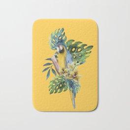 Macaw Parrot Bath Mat