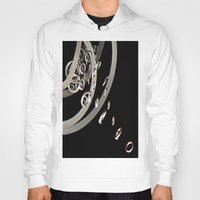 lord of the rings Hoodies featuring Lord of the rings (2) by Brian Raggatt