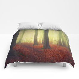 Magic Woodland Comforters