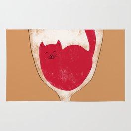 Cup o' Kitty Rug