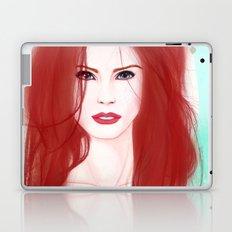 The not so little mermaid Laptop & iPad Skin