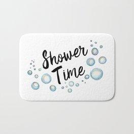 Shower Time Bath Mat
