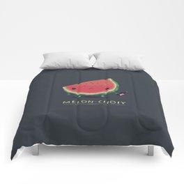 melon-choly Comforters