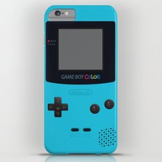 GAMEBOY Color - Light Blue Version iPhone 6s Plus Slim Case