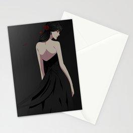 Black Beauty Stationery Cards