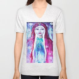 Love Witnesser by Tanya Cole Unisex V-Neck