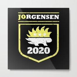 Jo Jorgensen 2020 For President Vote Shirt Metal Print