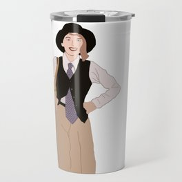Annie Hall Travel Mug