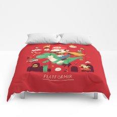 platformer Comforters