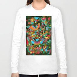 Schema 7 Long Sleeve T-shirt