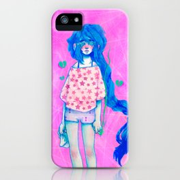 Wasted Love Letter iPhone Case
