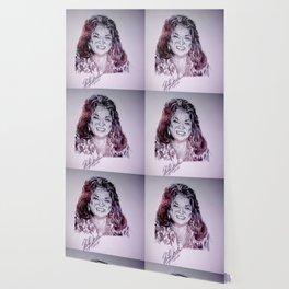 Della Reese Celebrity Portrait Wallpaper