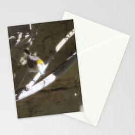 Small Verdin 2 Stationery Cards
