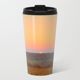 Super Moonrise! Metal Travel Mug