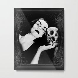 VAMPIRA 6 Metal Print