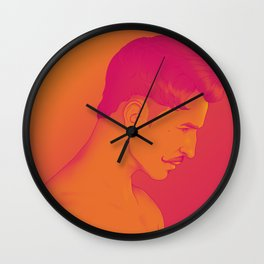There is something... Wall Clock