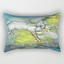 Sky Traveler Rectangular Pillow