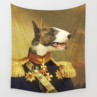 general Wall Tapestries featuring General Bully by Bakus