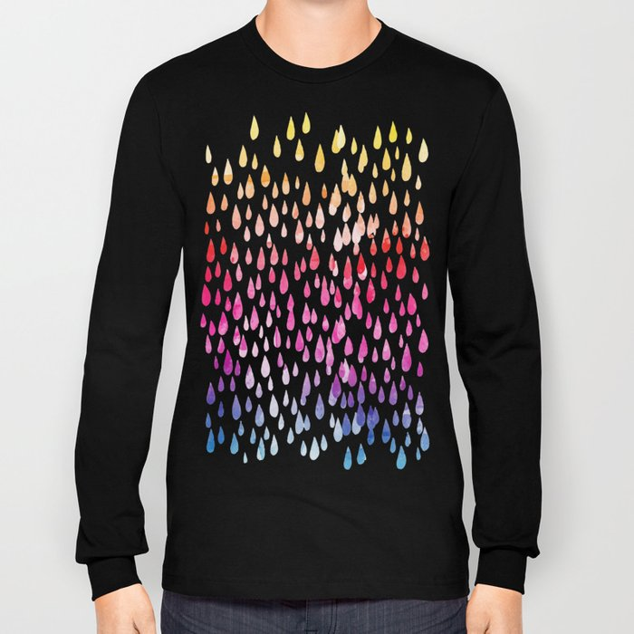 Spring showers Long Sleeve T-shirt