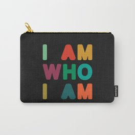 I am who I am Carry-All Pouch