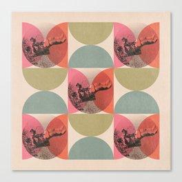 Moonage Daydream Canvas Print