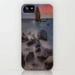 Rhoscolyn Rocks iPhone Case