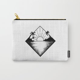 Triangle paradis Carry-All Pouch