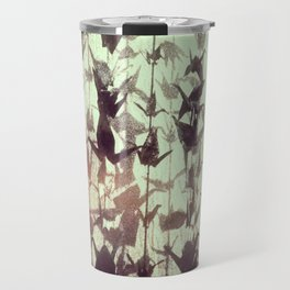 Paper cranes take flight Travel Mug