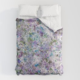 Abstract Artwork Colourful #6 Comforters