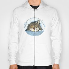Sleepy Cat Hoody