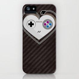 A Classic Love V.2 iPhone Case