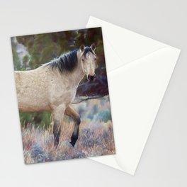 Beautiful Buckskin Stationery Cards