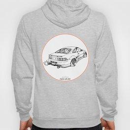 Crazy Car Art 0205 Hoody