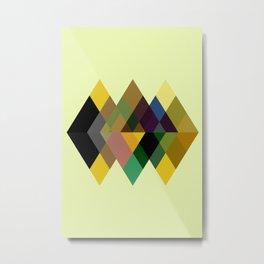 Abstract #726 Metal Print