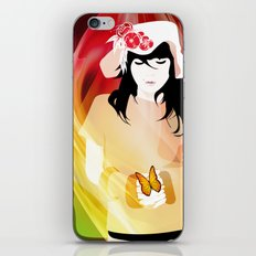 L'illusion de l'amour iPhone & iPod Skin