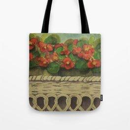 Begonias wc161104a Tote Bag