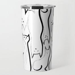 caturday Travel Mug