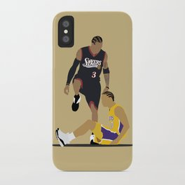 Step Over Lue iPhone Case