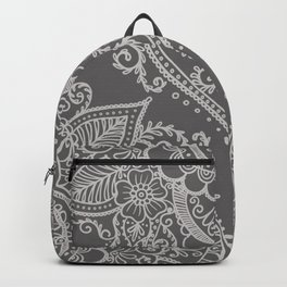 BOHO ORNAMENT 1C Backpack