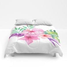 Tropical bouquet i Comforters