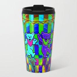 Dancing Bears #2 Travel Mug