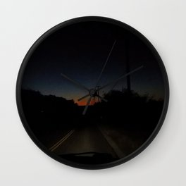 Long Distance Wall Clock