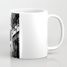 Euphoria Black & White Coffee Mug