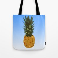 psych Tote Bags featuring Psych by Lauren Lee Design's