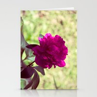 dc Stationery Cards featuring DC Flowers by Danielle