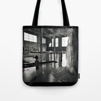 welcome Tote Bags featuring Welcome by Robin Curtiss