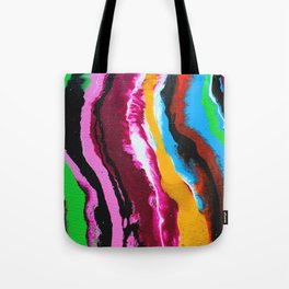 Coated in Jewels Tote Bag